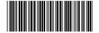 Il Barcode (codice a barre)