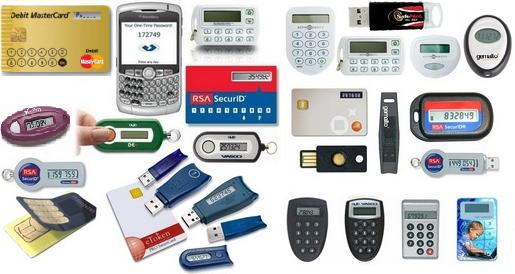 OTP hardware e software