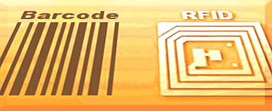 RFID e Codice a barre