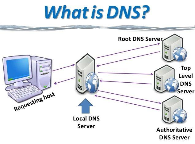 Che cos'è e come funziona il DNS (Domain Name System) in una rete informatica