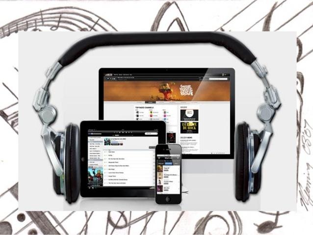 Come cambia il modo di diffondere la musica digitale