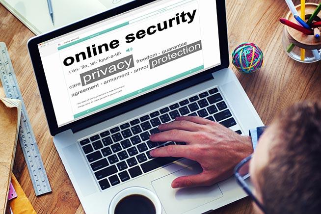 Proteggere i dati personali online
