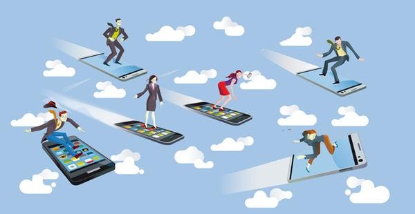 Caratteristiche di un dispositivo mobile e sistema operativo mobile