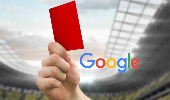 Fattori di penalizzazione di un sito web dai motori di ricerca