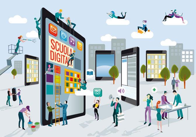 La diffusione dei dispositivi mobili e la creazione di contenuti digitali
