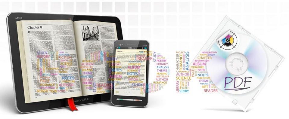 Le pubblicazioni digitali e i software per lo sviluppo