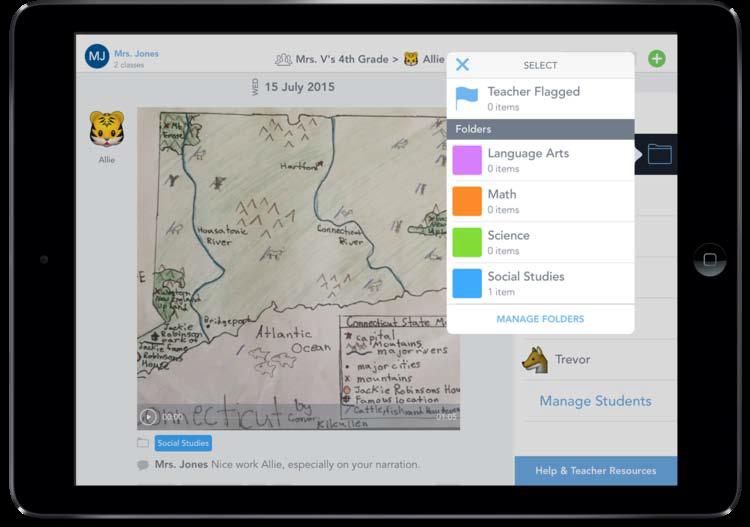 Software e applicazioni didattiche per insegnanti e alunni - SeeSaw