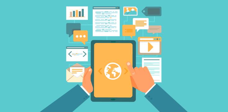 Gestione dei contenuti e degli utenti nei CMS (Content Management System)