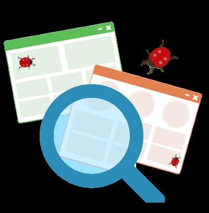 La ricerca degli errori presenti nel software