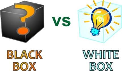 Black-Box and White-Box testing techniques