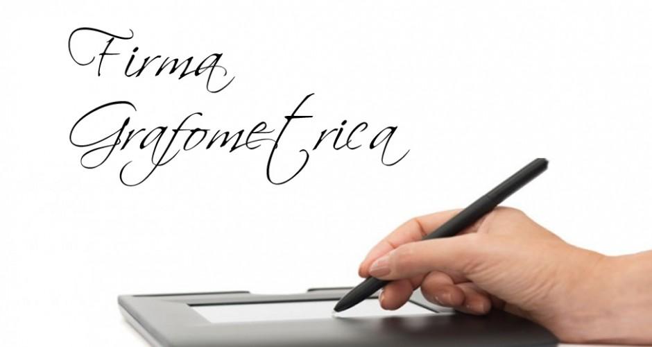 Definizione e caratteristiche della firma grafometrica (Firma Elettronica Avanzata)