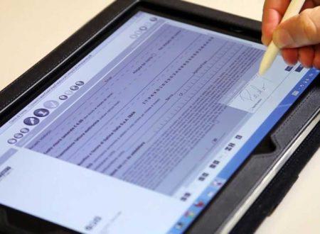 Tecniche innovative di identificazione: La biometria e la firma grafometrica