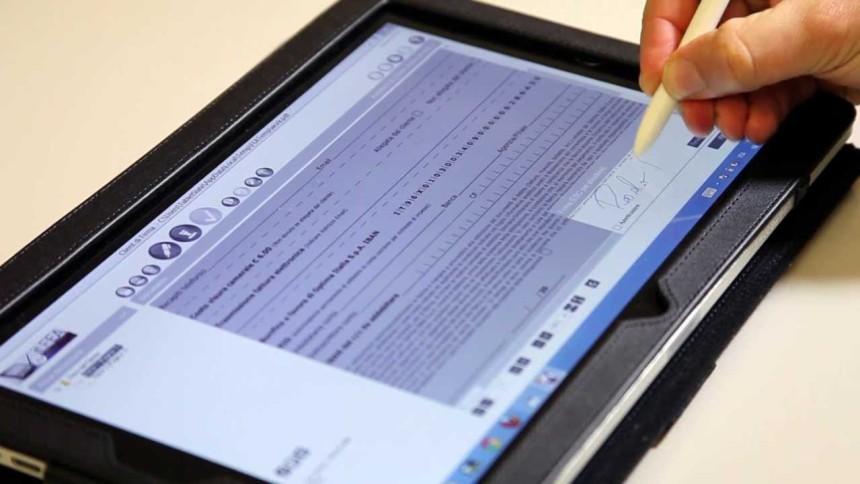 Tecniche innovative di identificazione - La biometria e la firma grafometrica