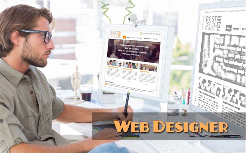 Professione Informatica - La figura del Web designer
