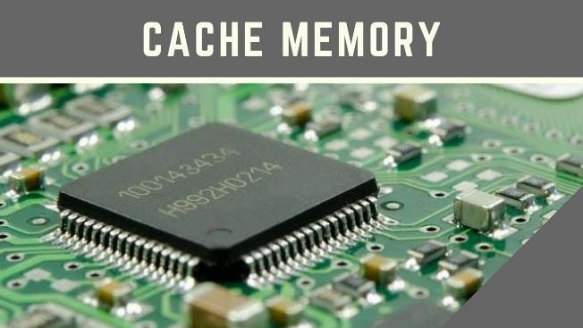 Caratteristiche memoria Cache - Cos'è la cache e come funziona