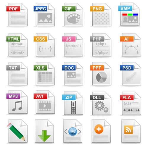 Cosa sono e quali sono le estensioni dei file in informatica