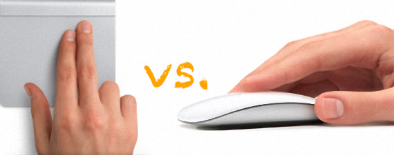 Differenza tra Mouse e Touchpad