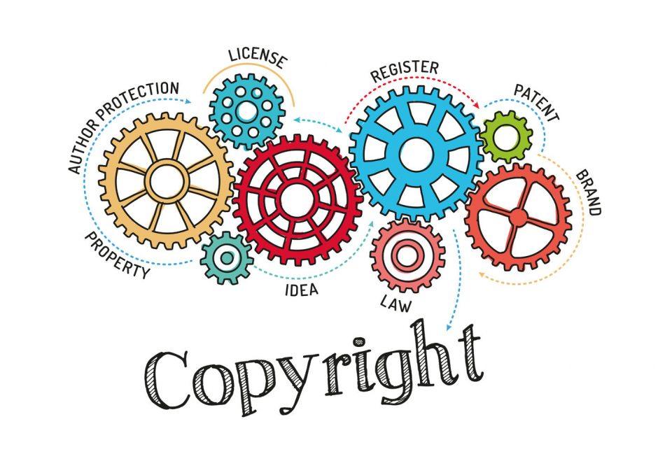 Significato e Differenze tra copyright e proprietà intellettuale in informatica
