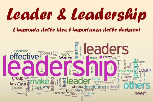 Definizione e Differenza principale tra Leader e Leadership
