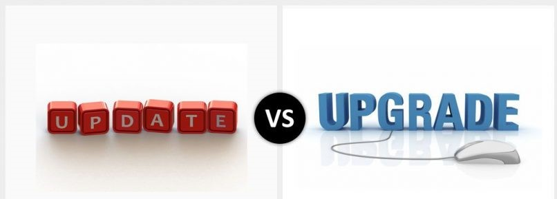 Differenza tra Update e Upgrade in informatica