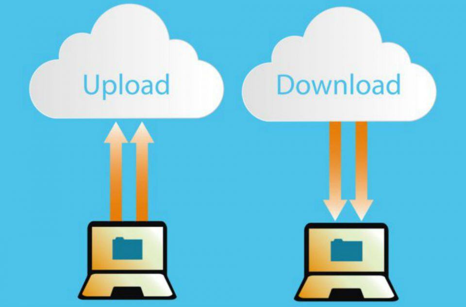 Differenza tra download e upload in informatica