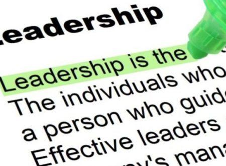 Leader e Leadership: Stili di leadership