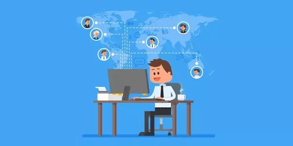 Vantaggi della collaborazione online attraverso il cloud computing
