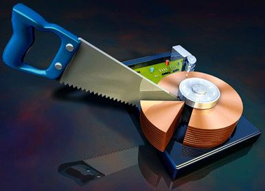 Cos'è e a cosa serve partizionare un hard disk