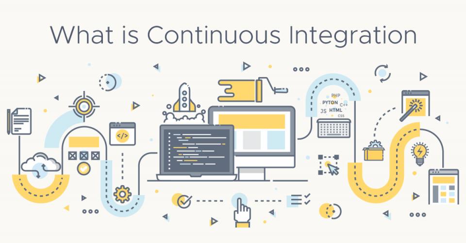 Caratteristiche e funzionamento della Continuous Integration in informatica