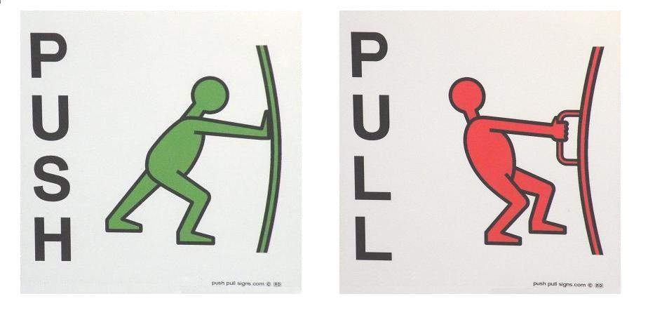 Sistemi distribuiti: Differenza tra Tecnologia Pull e Push