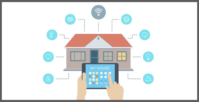 Caratteristiche e vantaggi della casa domotica (smart home)