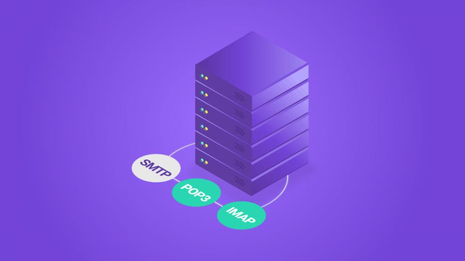 Caratteristiche e Differenza tra protocollo SMTP, POP3 e IMAP
