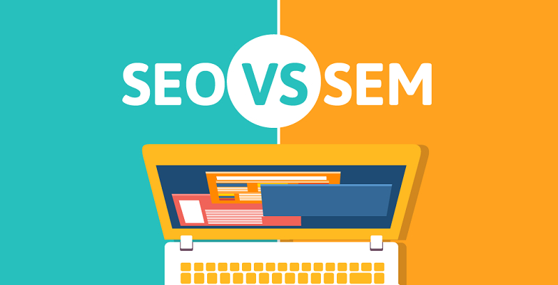 Differenza tra SEO, SEM e campagne Pay per Click nel web