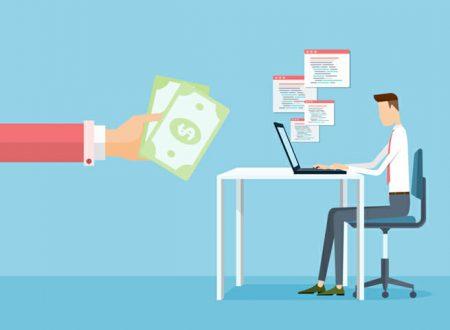 Sito Web: Come guadagnare soldi online senza investire niente
