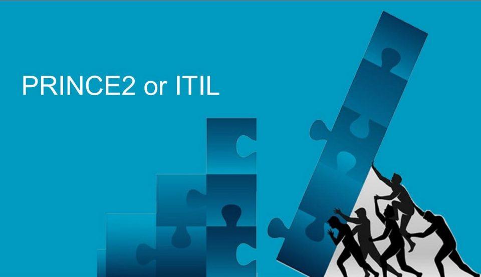 Caratteristiche e Differenza tra PRINCE2 e ITIL in azienda