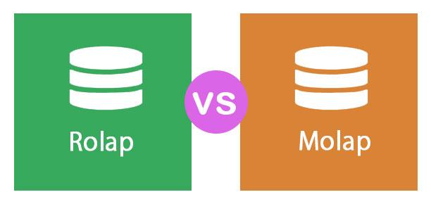 Caratteristiche e differenza tra sistemi ROLAP e MOLAP