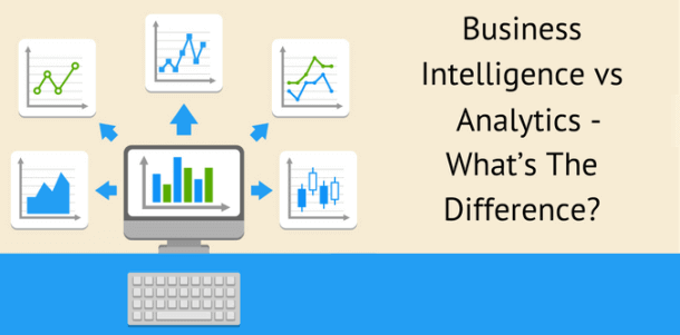 Differenza tra Business Intelligence (BI) e Business Analytics (BA)