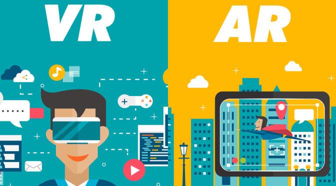 Caratteristiche e differenza tra Realtà Aumentata e Realtà Virtuale