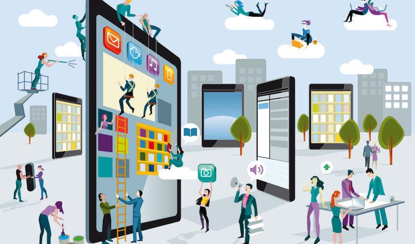 Le nuove tecnologie dell'informazione che cambiano la società e il mondo