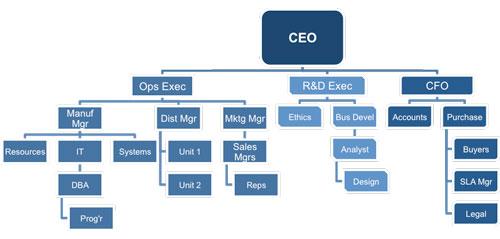 Che cos'è l'OBS (Organization Breakdown Structure) e la matrice delle responsabilità