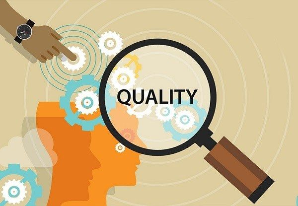 Qualità software: Differenza tra parametri esterni e interni di qualità