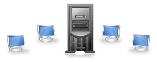 Principali vantaggi e svantaggi dell'architettura client-server