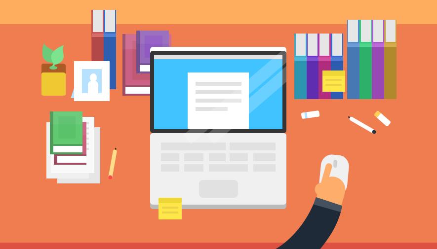 Come organizzare bene i contenuti e la struttura di un blog in internet