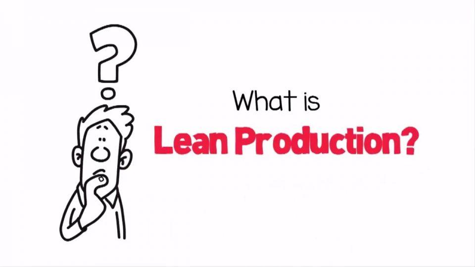 Lean Production: Principali strumenti della produzione snella utilizzati in azienda