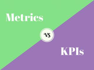 Misura della perfomance: Differenza tra Metriche e KPI