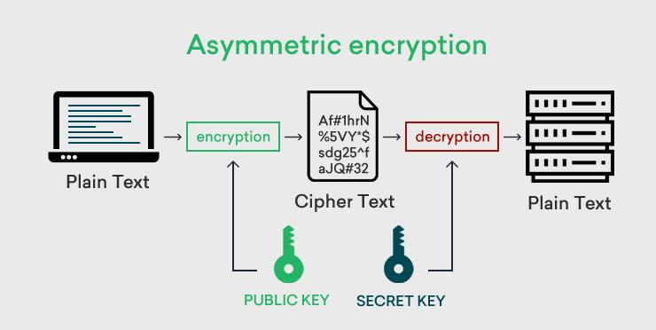 Algoritmi a chiave pubblica o asimmetrica
