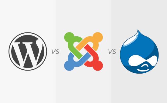 Caratteristiche e Confronto tra WordPress, Joomla! e Drupal