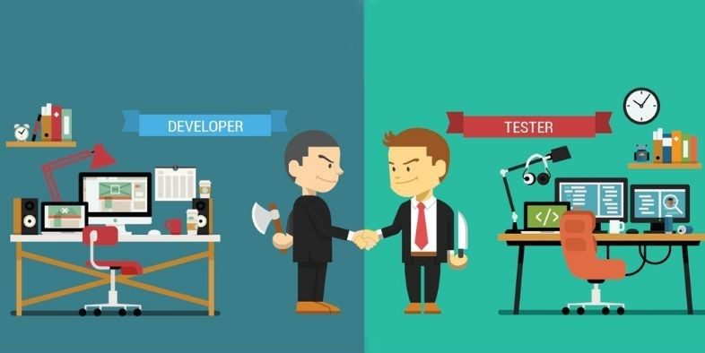 Differenza tra Sviluppo software e Testing software