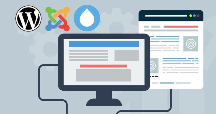 Vantaggi, svantaggi e differenze tra WordPress, Joomla! e Drupal