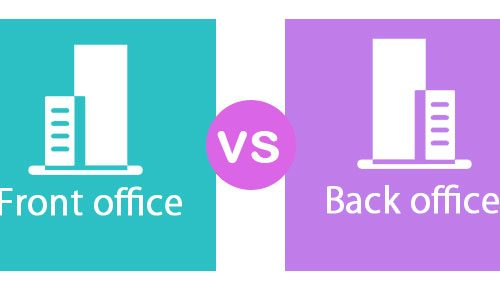 Caratteristiche e Differenza tra Front Office e Back Office